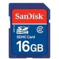 כרטיס זיכרון SanDisk SDHC 16GB