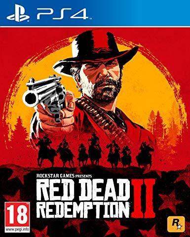 משחקRed Dead Redemption 2 PS4