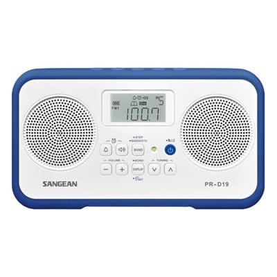 מערכת שמע ניידת Sangean PRD19