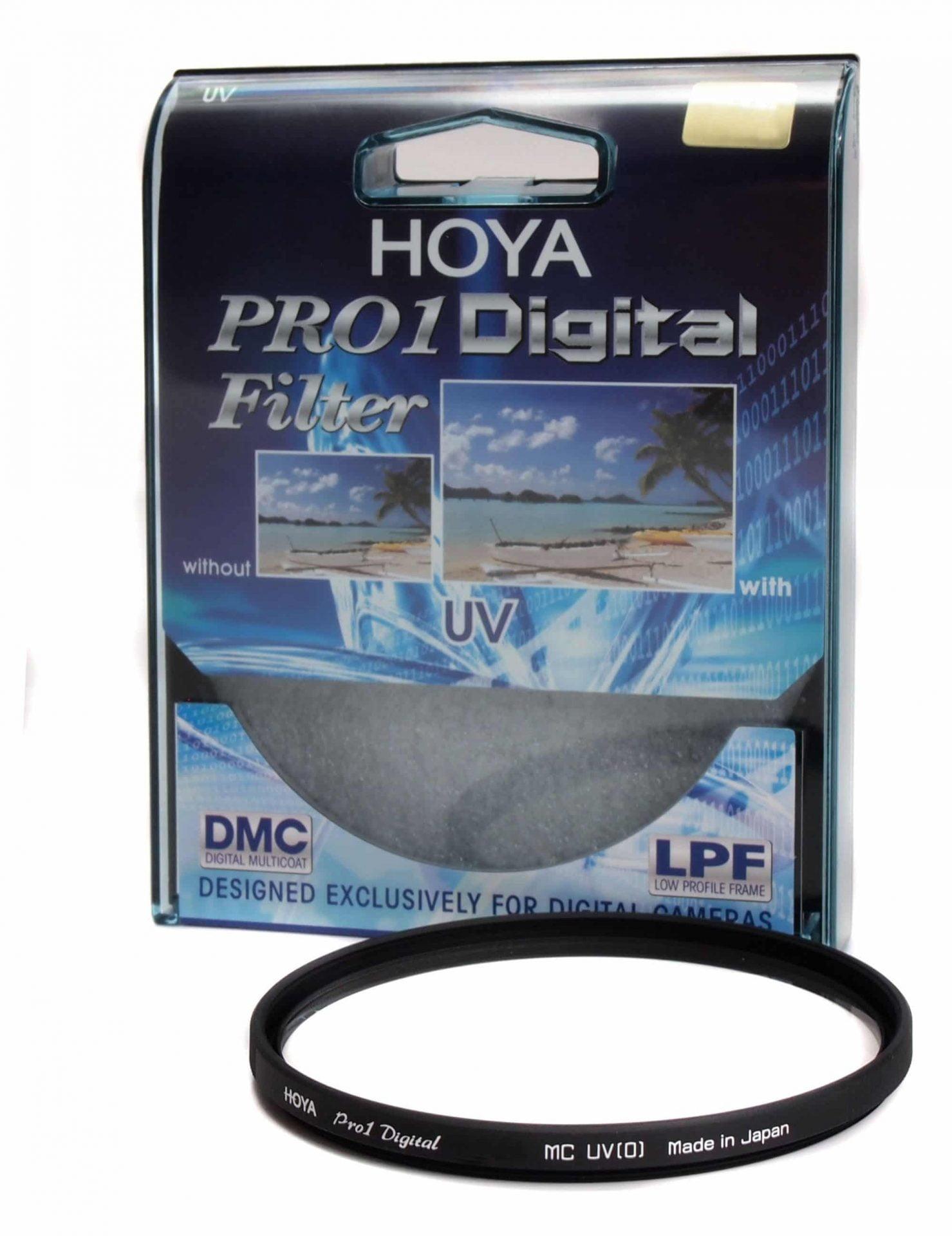 Hoya 67mm UV Pro 1 Digital Filter