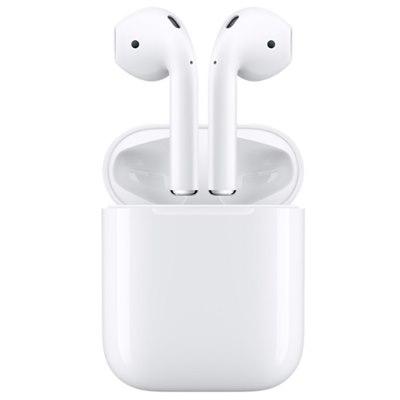 אוזניות Apple AirPods 2 True Wireless אפל