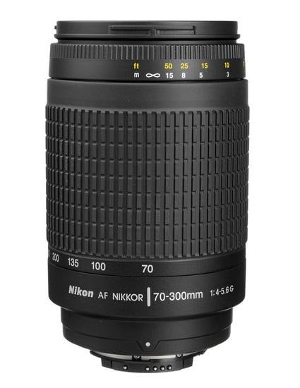 עדשה Nikon AF Zoom-Nikkor 70-300mm f/4-5.6G ניקון