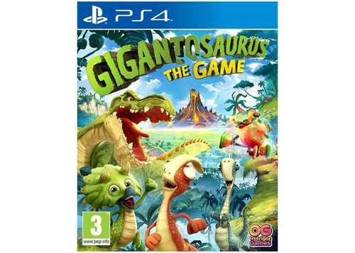 משחקGigantosaurus: The Game PS4