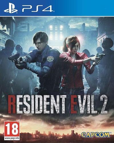 משחקResident Evil 2 Remake PS4