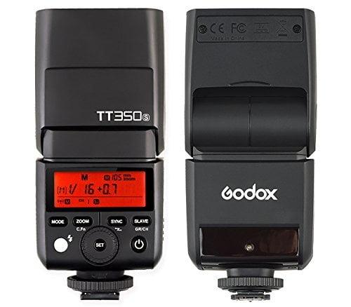 פלאש Godox Speedlite TT350o למצלמות Olympus/Panasonic