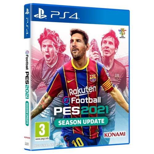 משחקPS4 Pro Evolution Soccer 2021