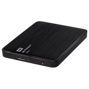 דיסק MY PASSPORT ULTRA 2TB BLACK EMEA