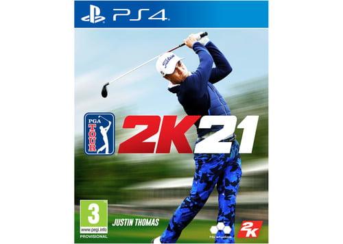 משחקPGA Tour 2K21 PS4