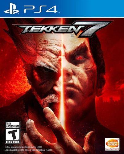 משחקPS4 Tekken 7