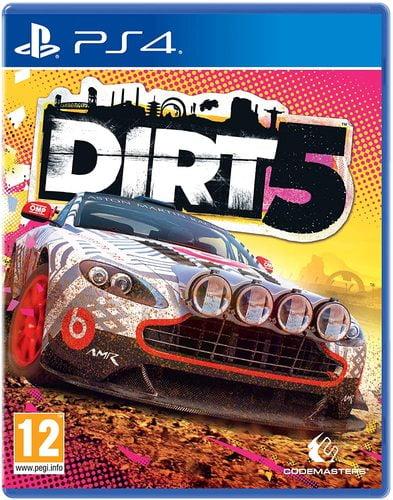 משחקDIRT 5 PS4