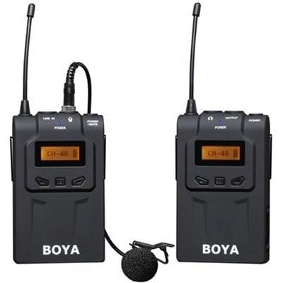 מיקרופון אלחוטי Boya BYWM6