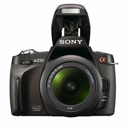 מצלמה Sony Alpha A230 סוני