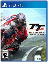 משחקPS4 TT ISLE OF MAN
