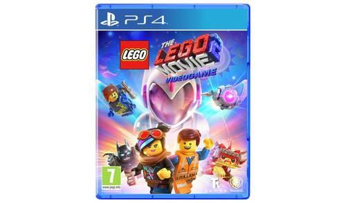 משחקThe LEGO Movie 2 Videogame PS4