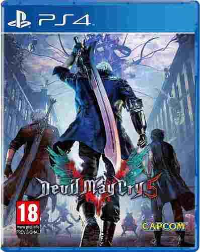 משחקDevil May Cry 5 PS4