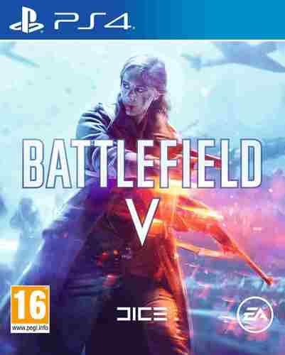משחקBattlefield V PS4