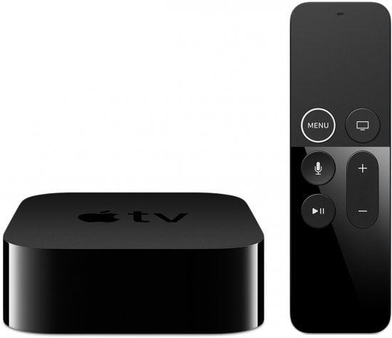 סטרימר Apple TV דגם 4K 64GB