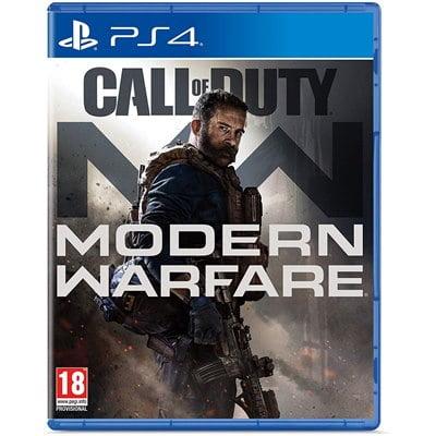 משחקCall of Duty: Modern Warfare PS4