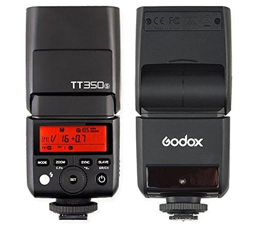 פלאש Godox Speedlite TT350s לסוני
