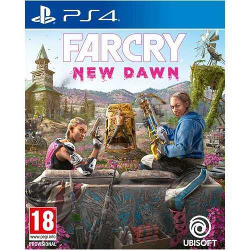 משחקFar Cry New Dawn PS4