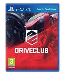 משחקDrive Club PS4