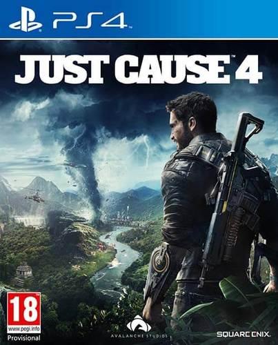 משחקJust Cause 4 -PS4