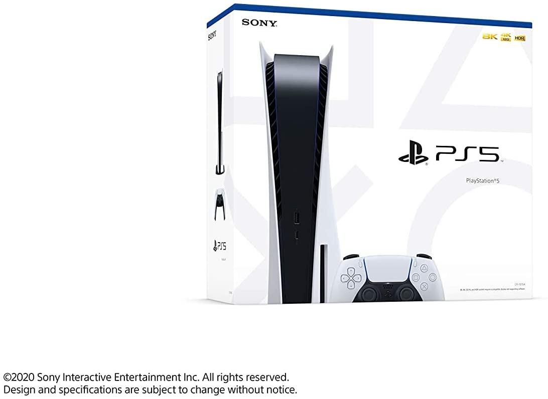 Sony PlayStation 5 825GB Digital Edition סוני