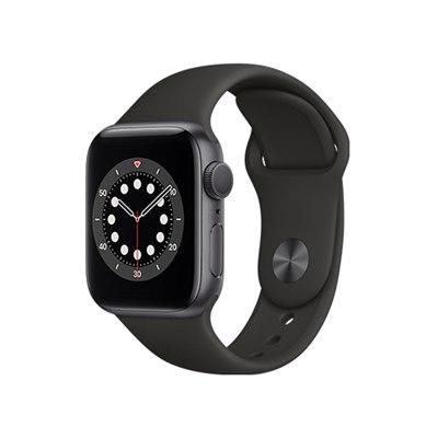 שעון חכם Apple Watch Series 6 40mm Aluminum Case Sport Band GPS + Cellular אפל