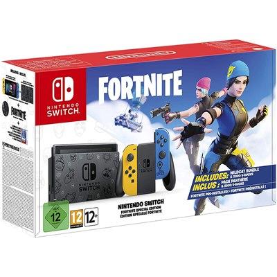 Nintendo Switch Fortnite Special Edition נינטנדו