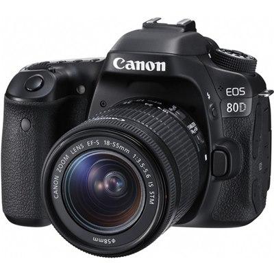 Canon 80D + 18-135 IS Nano קרט