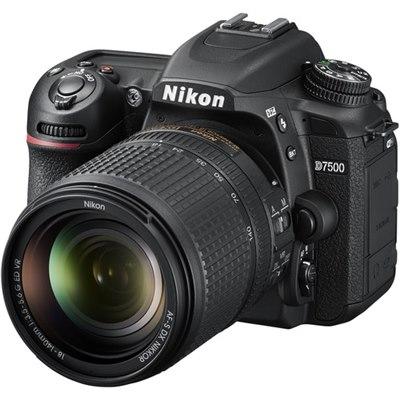 מצלמה רפלקס DSLR  Nikon D7500 ניקון