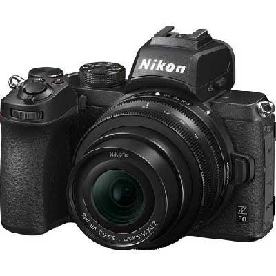 מצלמה ללא מראה Nikon Z50 ניקון