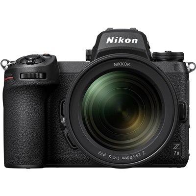 מצלמה ללא מראה Nikon Z7 II ניקון